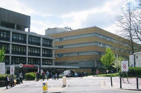 ウィッティントン病院