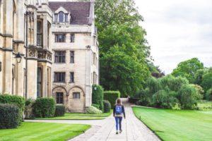 ケンブリッジ大学のクライスツ・カレッジ