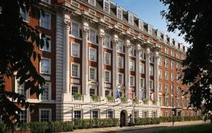 ミレニアムホテル・ロンドン・メイフェアに導入された NMRパイプテクター