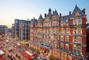 """マンダリン・オリエンタル・ハイドパーク・ロンドン イメージ:""""https://www.mandarinoriental.com/london/hyde-park/luxury-hotel"""""""