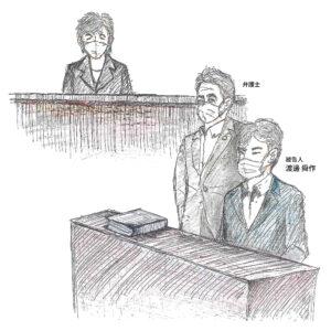 裁判の様子