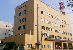函館市消防本部庁舎 平成22年9月、12月設置